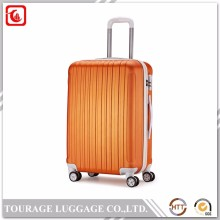 Alibaba Supplier Aluminum Handle Luggage , Pilot Trolley Case