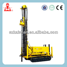 kaishan small water well rotary drill rigs KW20 200m/soil drilling machine