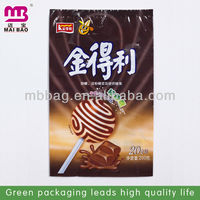 back sealed candy pouch/bag
