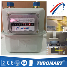 LPG Mechanical Diaphragm gas meter G1.6, G2.5, G4