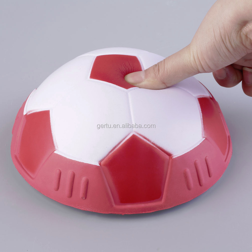 cheapest Promotional half foam football hover ball