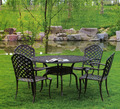 Cast Aluminium Patio Set