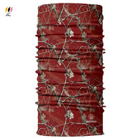 Trending Hot Products Sublimation Tubular Fabric Printed multifunctional bandana motorcycle