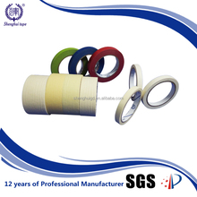 Wholesale High Temperature Manufacture Car Painting Masking Paper Car Masking Tape