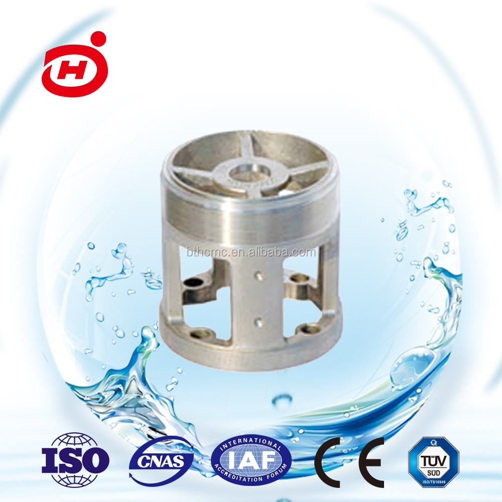 Global export customized stainless steel lost wax casting and machining part ISO9001- manufacturer