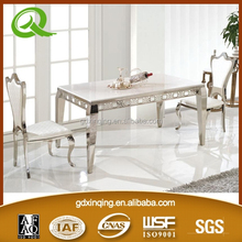 TH360 2015 New Model european style marble dining table prices