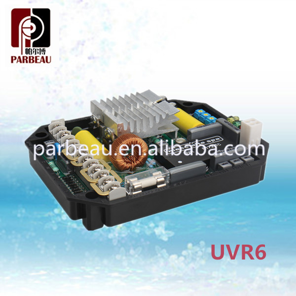Parbeau portable generator spare parts AVR UVR6