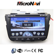 Special Car DVD Stereo for KIA Sorento 2013 with BT Ipod