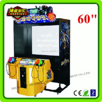 Amusement machine indoor laser shooting range , laser light sights , laser training system for sale