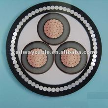 110kv xlpe insulated power cable