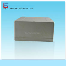 2014 hot sale plastic enclosure waterproof electrical box