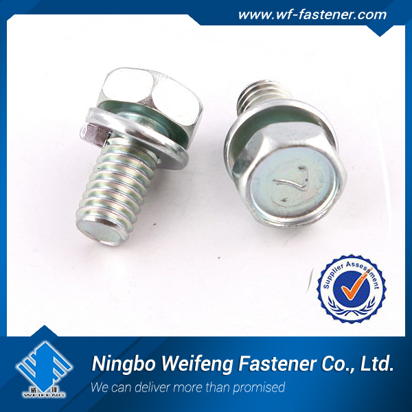 OEM High Precision Nonstandard Fasteners Drywall Screw/round head bolt