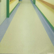 antibacterial waterproof pvc roll floor covering PVC vinyl flooring roll for hospital use