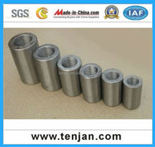 steel bar connector(building material) , rebar coupler
