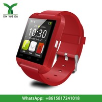Wholesale cheap bluetooth smart phone watch u8 low price