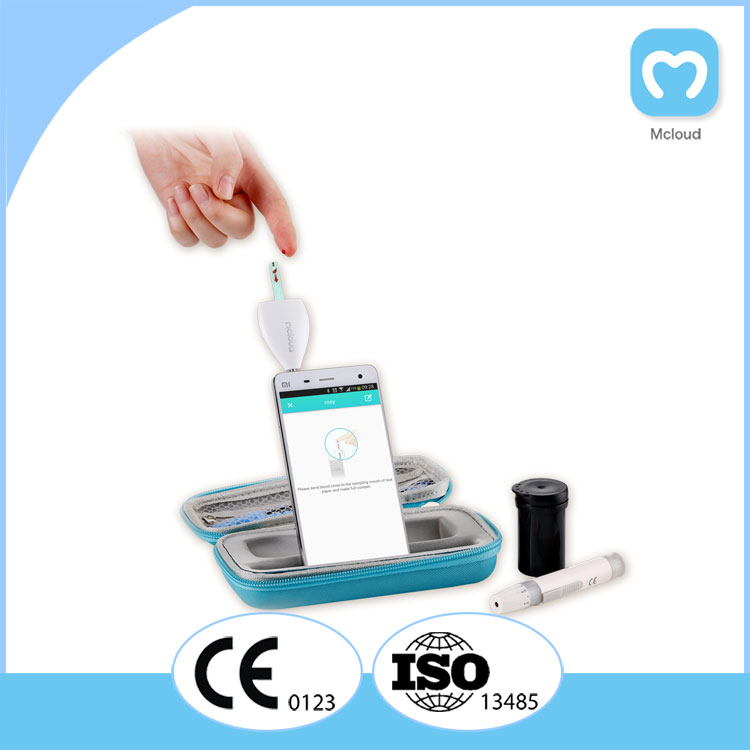 hot sale blood sugar measuring device