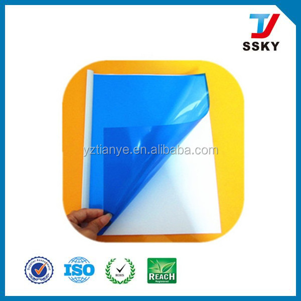 Paper binding cover binding sheets hard plastic book cover