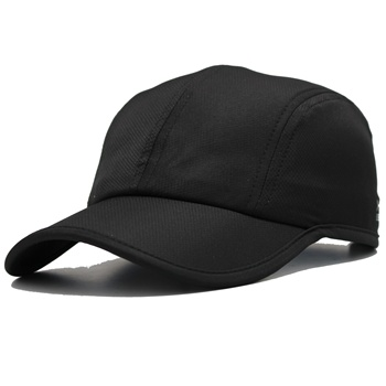 Best Quality Custom Race/Running/Outdoor Sports Golf Hat Dry Fitted Solid Cap Performance Cap