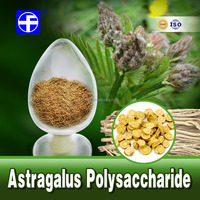 Chinese manufacturer polysaccharide >70% astragalus membranaceus root extract
