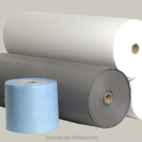 PVC Synthetic Leather Base Spunlaced Nonwoven