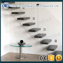 Best Price Glass Stairs Laminated Safety Glass