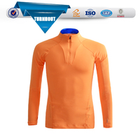 Custom high quality long sleeve t shirt promotional