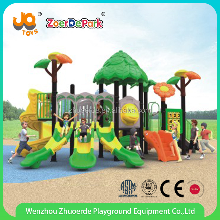 2015 new product fun playground games kids play area outdoor