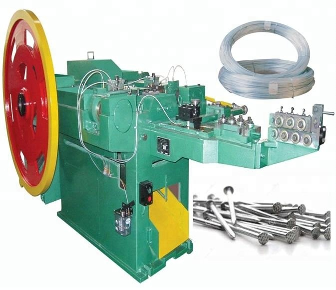Automatic Steel Wire Nails Making Machine Price