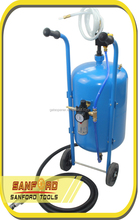 Dustless Used Sandblasting Equipment For Sale