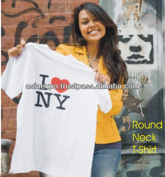 Women T-Shirts with Custom Printed
