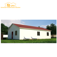 Modern pre fab strong structure hurricane proof prefab houses