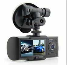 2.7inch LCD 1/4 inch low-noise and high-quality photographic element GPS G-sensor 1080p manual car camera hd dvr