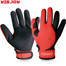 Winter Waterproof Warm Fishing Gloves Cut Puncture Resistant Outdoor Safety Gloves for Hunting Sailing Kayaking