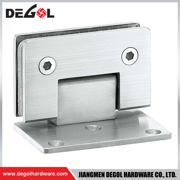 top quality offset bathroom tempered glass door hinge
