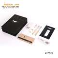 Hot selling JinNuo pcc ecig X-TC rechargeable and refillable mini size X-TC ecig