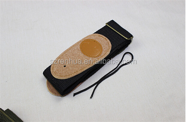 Electric Acoustic Guitar Strap Leather Brown Black Green Belt Classical Strap Guitar Accessories