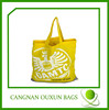custom high quality cotton canvas shopping bag