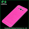 Luxury Ultra-thin TPU PC Aluminum Metal Bumper Back Case Cover For Samsung Galaxy J5 / J7 / J1