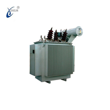 Three Phase Oil Immersed 11kv 415v transformer with Gost Standard