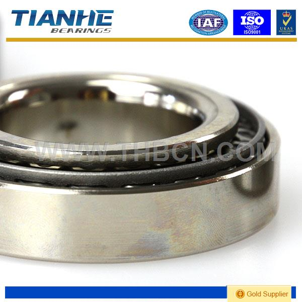 Factory Direct Single Row Tapered Roller Bearing