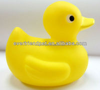 promotion rubber brass duck,brass duck for promotion
