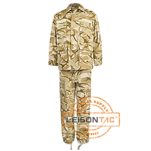 High Quaility Military Uniform adopts T/C or N/C and its tensile strenth index meets unprecedented level