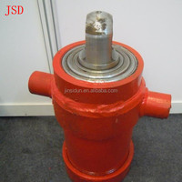 2016 JSD Hot sales Dump truck telescopic hydraulic cylinder for engineer vehicles