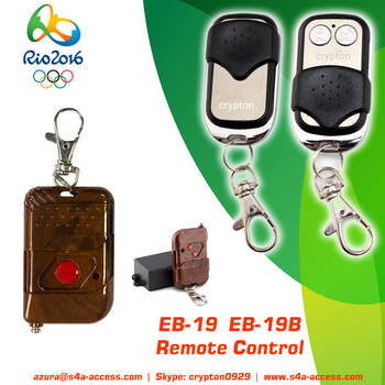 Remote Control with 1 Receiver and 1 transmitter