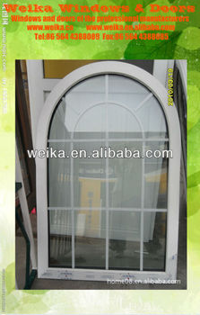 plastic steel windows french windows american style windows