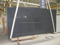 Ouarry Ownwer Of G654 Sesame Black Granite/Padang Dark Granite Slab