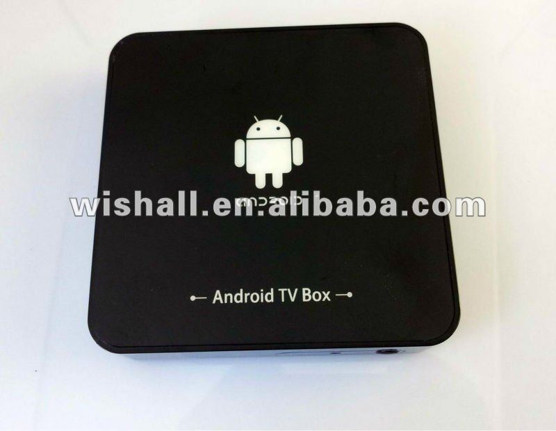 mini android tv set-top box wifi with 1080P Full HD