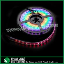 Addressable 60 Pixels Ws2812b flex Strip programmable rgb led