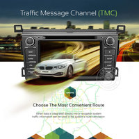 8 inch in-dash Car audio system car gps navi dvd player DIGITAL TV for Toyota RAV4 2013