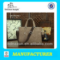 fashion genuine leather design handbag 2013 directly factory pricing